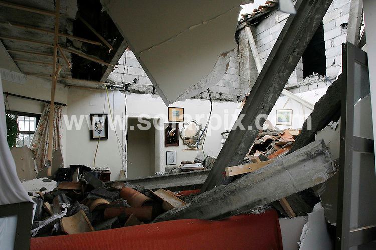 **ALL ROUND EXCLUSIVE PICTURES FROM SOLARPIX.COM**.**WORLDWIDE SYNDICATION RIGHTS**.Pictures show Cortijo Abulagar, in Rubite, near Granada, Southern Spain. Christopher and Christine Martin, (63 and 64) were staying at the house as the guests of owners Douglas and Caroline Brown (surname needs confirming) when the roof fell in and killed the couple. Granada, Southern Spain. 23 February 2010.This pic: Cortijo Abulagar..JOB REF: 10779 AB1       DATE: 23_02_2010.**MUST CREDIT SOLARPIX.COM OR DOUBLE FEE WILL BE CHARGED**.**MUST AGREE FEE BEFORE ONLINE USAGE**.**CALL US ON: +34 952 811 768 or LOW RATE FROM UK 0844 617 7637**