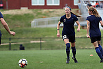 CHARLOTTE, NC - MARCH 25: Courage's Ashley Hatch. The NWSL's North Carolina Courage played their first preseason game against the University of Tennessee Volunteers on March 25, 2017, at Queens University of Charlotte Sports Complex in Charlotte, NC. The Courage won the match 3-0.