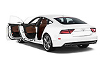 Car images close up view of 2016 Audi A7 3.0 TDI Premium Plus  4 Door Hatchback doors