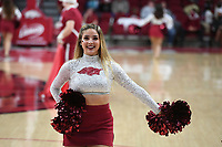 NWA Democrat-Gazette/J.T. WAMPLER Image from Arkansas' game against UT Arlington Sunday Dec. 17, 2017 at Bud Walton Arena in Fayetteville. Arkansas won 91-55.