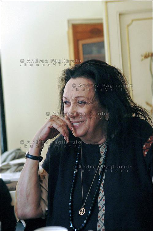 Judith Malina.© Andrea Pagliarulo