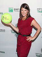 Gail Simmons attends the 13th Annual 'BNP Paribas Taste of Tennis' at the W New York.  New York City, August 23, 2012. &copy;&nbsp;Diego Corredor/MediaPunch Inc. /NortePhoto.com<br />