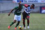 En juego correspondiente a la cuarta fecha de la Liga Postobón II, Deportivo Cali derrotó por 2-1 al Cúcuta Deportivo, la tarde-noche del domingo y en el estadio verdiblanco de Palmaseca.
