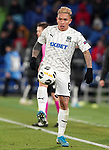 FC Krasnodar's Cristian Ramirez during UEFA Europa League match. December 12,2019. (ALTERPHOTOS/Acero)