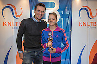 Hilversum, Netherlands, December 4, 2016, Winter Youth Circuit Masters, <br /> Photo: Tennisimages/Henk Koster
