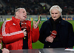 Fussball, DFB-Pokal 2008/09, Viertelfinale: Bayer Leverkusen - FC Bayern Muenchen