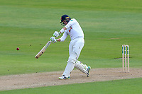 Peter Siddle in batting action for Essex during Essex CCC vs Yorkshire CCC, Specsavers County Championship Division 1 Cricket at The Cloudfm County Ground on 4th May 2018