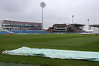 General view of the ground during Yorkshire CCC vs Essex CCC, Specsavers County Championship Division 1 Cricket at Emerald Headingley Cricket Ground on 15th April 2018
