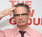"Peter Scolari attends the New Group World Premiere of ""The True"" on September 20, 2018 at The Green Fig Urban Eatery in New York City."