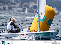 The Trofeo Princesa Sofia Iberostar celebrates this year its 50th anniversary in the elite of Olympic sailing in a record edition, to be held in Majorcan waters from 29th March to 6th April, organised by Club N&agrave;utic S&rsquo;Arenal, Club Mar&iacute;timo San Antonio de la Playa, Real Club N&aacute;utico de Palma and the Balearic and Spanish federations. &copy;Jesus Renedo/SAILING ENERGY/50th Trofeo Princesa Sofia Iberostar<br /> 05 April, 2019.