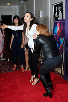 """LOS ANGELES - OCT 2:  Francesca Eastwood, Frances Fisher at the """"M.F.A."""" Premiere at the The London West Hollywood on October 2, 2017 in West Hollywood, CA"""