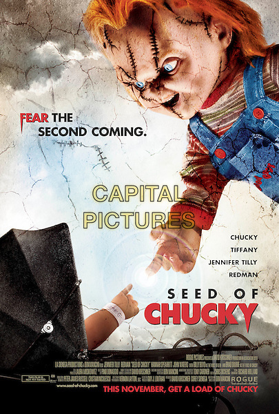 POSTER ART.in Seed of Chucky.Filmstill - Editorial Use Only.CAP/AWFF.supplied by Capital Pictures.