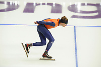 OLYMPIC GAMES: PYEONGCHANG: 09-02-2018, Gangneung Oval, Training session, Jorrit Bergsma (NED), ©photo Martin de Jong