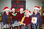 Kilmoyley National School Christmas Craft Fair Launch, takes place on Sunday December 3rd at 11am in the Community Centre. Pictured Caoilinn Kenny O'Sullivan, Caoimhe O'Regan, Grainne Carroll, Ryan O'Hara, Cara Kenny O'Sullivan