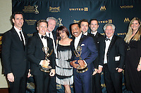 LOS ANGELES - May 1: The Bold and The Beautiful, Writing Team, Obba Babatunde at The 43rd Daytime Emmy Awards Gala at the Westin Bonaventure Hotel on May 1, 2016 in Los Angeles, California
