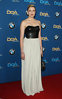 03 February 2018 - Los Angeles, California - Greta Gerwig. 70th Annual DGA Awards Arrivals held at the Beverly Hilton Hotel in Beverly Hills. <br /> CAP/ADM<br /> &copy;ADM/Capital Pictures