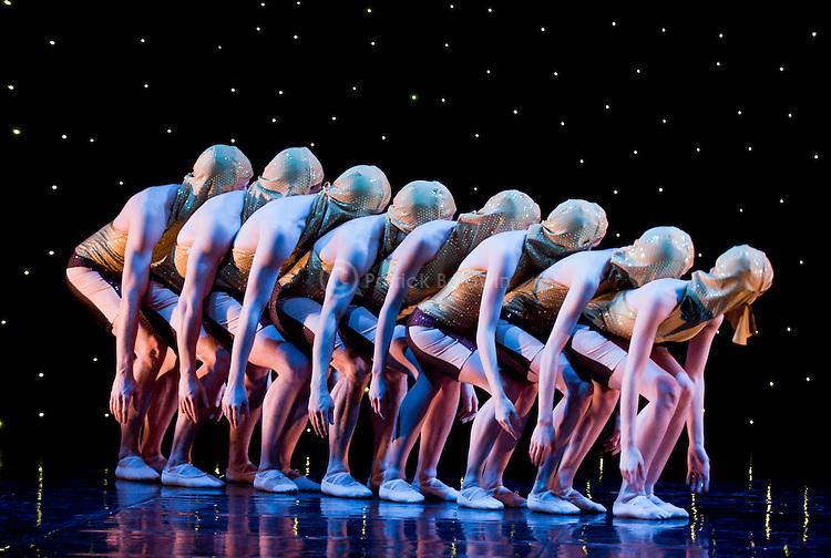 English National Ballet. Hollywood Smash And Grab.