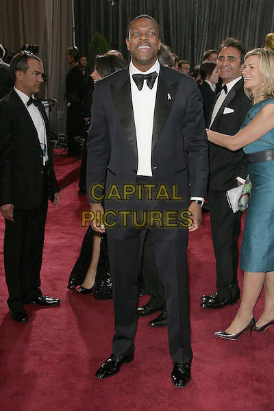 Chris Tucker.85th Annual Academy Awards held at the Dolby Theatre at Hollywood & Highland Center, Hollywood, California, USA..February 24th, 2013.oscars full length black tuxedo white shirt.CAP/ADM.©AdMedia/Capital Pictures.