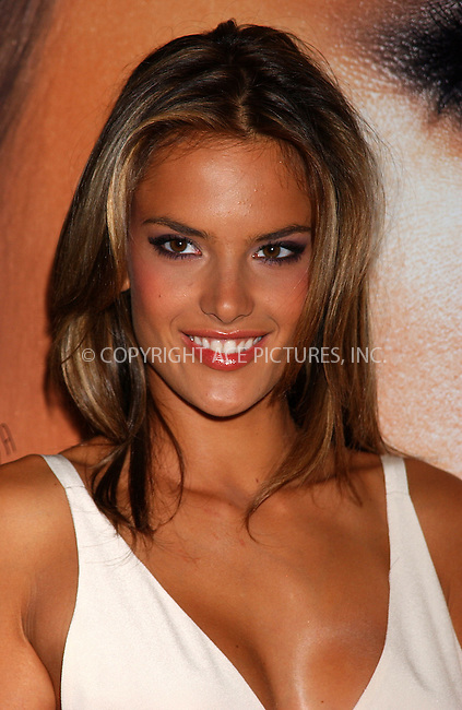 WWW.ACEPIXS.COM . . . . . ....NEW YORK, SEPTEMBER 13, 2005....Alessandra Ambrosio at the first annual victoriassecret.com Beauty Lounge held at The Grace Building.....Please byline: KRISTIN CALLAHAN - ACE PICTURES.. . . . . . ..Ace Pictures, Inc:  ..Craig Ashby (212) 243-8787..e-mail: picturedesk@acepixs.com..web: http://www.acepixs.com