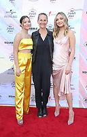 6 April 2019 - Los Angeles, California - Maddie Ziegler, Heather Carmichael, Mackenzie Ziegler. the Ending Youth Homelessness: A Benefit For My Friend's Place  held at Hollywood Palladium.  <br /> CAP/ADM/FS<br /> ©FS/ADM/Capital Pictures