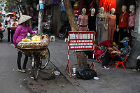 Getting ready for tet 2017 in Hanoi<br /> Old town