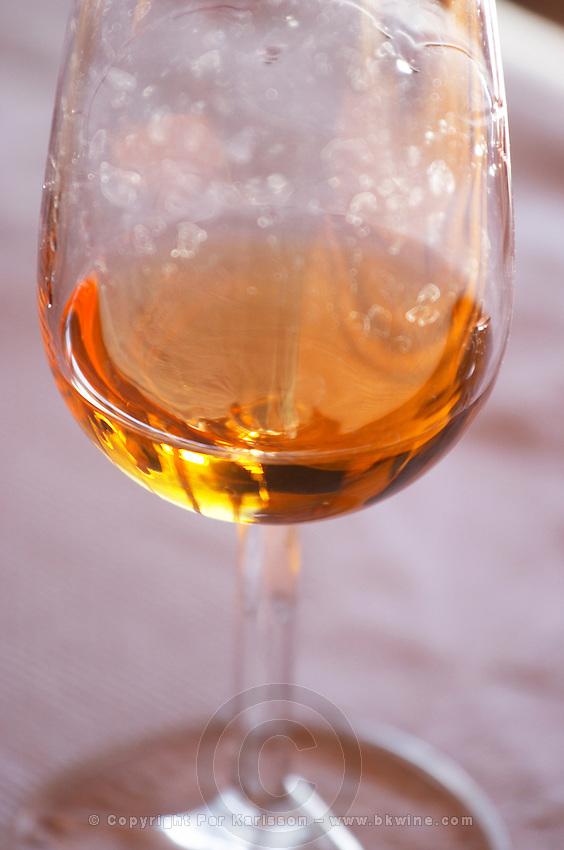 dry white in a glass quinta do infantado douro portugal