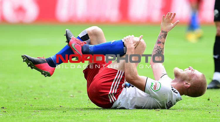 Verletzung, Rick van Drongelen (HSV)<br />