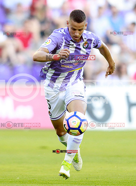 Real Valladolid's Igor Lichnovsky during La Liga Second Division match. June 10,2017. (ALTERPHOTOS/Acero) (NortePhoto.com) (NortePhoto.com)