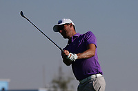 Sebastian Heisele (GER) on the range during the Preview of the Commercial Bank Qatar Masters 2020 at the Education City Golf Club, Doha, Qatar . 03/03/2020<br /> Picture: Golffile   Thos Caffrey<br /> <br /> <br /> All photo usage must carry mandatory copyright credit (© Golffile   Thos Caffrey)