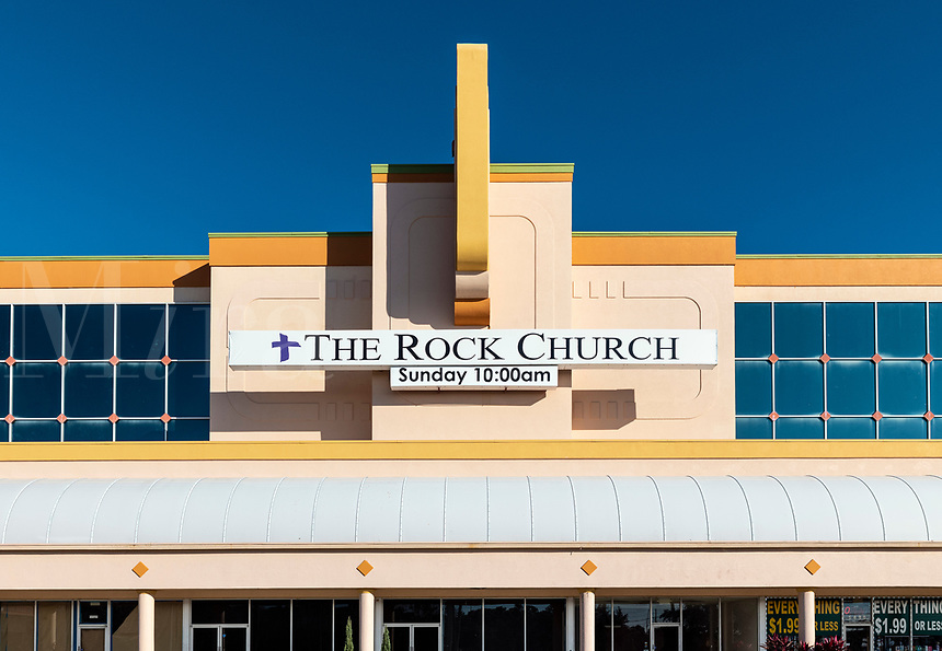 The Rock Churches Worldwide, Kissimmee, Florida, USA.