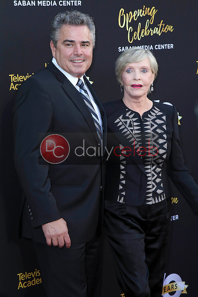 Christopher Knight, Florence Henderson<br /> at the Television Academy's 70th Anniversary Celebration Gala, Television Academy, North Hollywood, CA 06-02-16<br /> David Edwards/Dailyceleb.com 818-249-4998