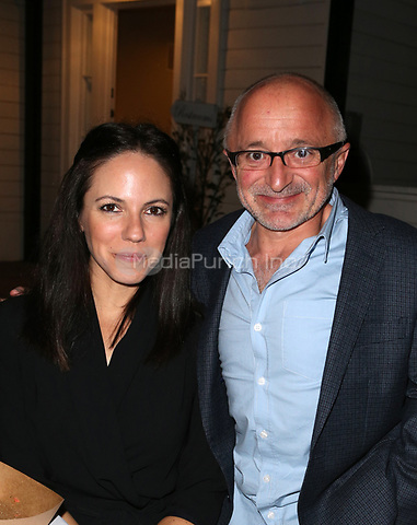 LOS ANGELES, CA - NOVEMBER 4: Anna Silk, Richard Howland, at The 2017 Fluffball Benefiting Forgotten Horses Rescue! at The Lombardi House In Los Angeles, California on November 4, 2017. Credit: Faye Sadou/MediaPunch