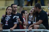 SAO PAULO SP, 16  MARCO 2013 - Paulistao 2013 - CORINTHIANS X UNIAO BARBARENSE  -  torica  durante partida valida pelo campeonato paulista de 2013 no Estadio do Pacaembu em Sao Paulo, neste sabado, 16. (FOTO: ALAN MORICI / BRAZIL PHOTO PRESS).