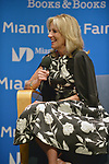 """MIAMI, FL - MAY 16: MIAMI, FL - MAY 16: An Evening with former 2nd ladie of U.S.A Dr. Jill Biden in conversation with Dr. Eduardo J. Padrón about her book """"Where the Light Enters: Building a Family, Discovering Myself"""" at Miami Dade College Presented in collaboration with the Miami Book Fair and Books and Books on May 16, 2019 in Miami, Florida. ( Photo by Johnny Louis / jlnphotography.com )"""