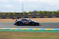 #78 PROTON COMPETITION (DEU) PORSCHE 911 RSR LM GTE AM LOUIS PRETTE (ITA) PHILIPPE PRETTE (ITA) VINCENT ABRIL (FRA)