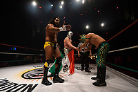 LUCHA LIBRE show at The Roundhouse, Camden, London, England on May 11, 2019.<br /> CAP/IH<br /> &copy;Ivan Harris/Capital Pictures