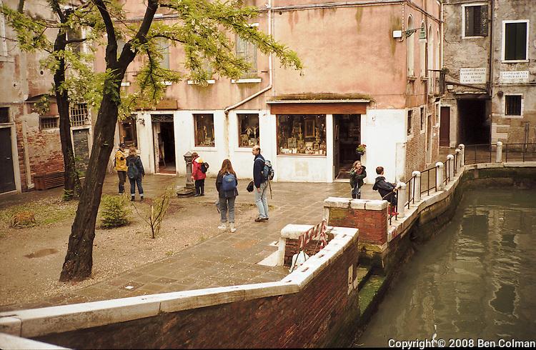 Dorsoduro, Venice canal