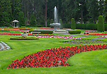Spokane, Washington: Duncan Garden, a formal garden in Spokane's Manito Park