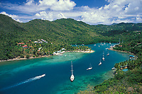 Margigot Bay, St. Lucia
