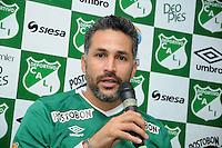 Mario Alberto Yepes, Tecnico Deportivo Cali 23-04-2016