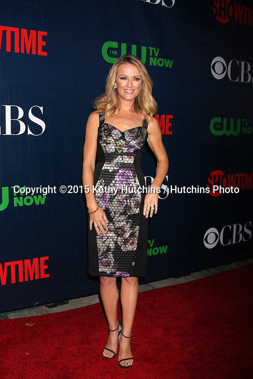 LOS ANGELES - AUG 10:  Brooke Anderson at the CBS TCA Summer 2015 Party at the Pacific Design Center on August 10, 2015 in West Hollywood, CA