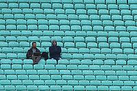 Spectators look on during Surrey vs Essex Eagles, Royal London One-Day Cup Cricket at the Kia Oval on 2nd May 2017