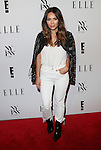 TV host turned lifestyle blogger Marianna Hewitt Attends  E!, ELLE & IMG KICK-OFF NYFW: THE SHOWS WITH EXCLUSIVE CELEBRATION HELD AT SANTINA IN THE MEAT PACKING DISTRICT