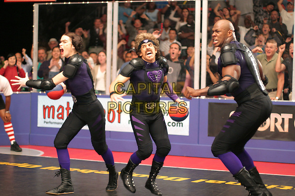 Ben Stiller<br /> in Dodgeball: A True Underdog Story (2004) <br /> *Filmstill - Editorial Use Only*<br /> CAP/NFS<br /> Image supplied by Capital Pictures