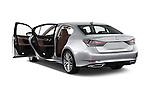 Car images of 2016 Lexus GS 350 4 Door Sedan Doors