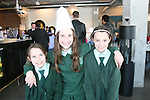 Jessica, Shauna and Inez Coutimho at the Launch of The Fatima Girls NS Cookery Book in the Eastern Seaboard Restaurant. .Photo NEWSFILE/Jenny Matthews.(Photo credit should read Jenny Matthews/NEWSFILE)....This Picture has been sent you under the condtions enclosed by:.Newsfile Ltd..The Studio,.Millmount Abbey,.Drogheda,.Co Meath..Ireland..Tel: +353(0)41-9871240.Fax: +353(0)41-9871260.GSM: +353(0)86-2500958.email: pictures@newsfile.ie.www.newsfile.ie.FTP: 193.120.102.198.