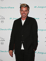 LOS ANGELES, CA - NOVEMBER 14: Gavin Rossdale attends the Jaguar For Next Era Vehicle Unveiling Event at Milk Studios on November 14, 2016 in Los Angeles, California. (Credit: Parisa Afsahi/MediaPunch).