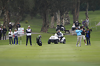Thomas Aiken (RSA) on the 3rd fairway during Round 3 of the UBS Hong Kong Open, at Hong Kong golf club, Fanling, Hong Kong. 25/11/2017<br /> Picture: Golffile | Thos Caffrey<br /> <br /> <br /> All photo usage must carry mandatory copyright credit     (© Golffile | Thos Caffrey)