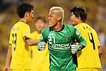 Takanori Sugeno (Reysol), MAY 22, 2013 - Football /Soccer : AFC Champions League Round of 16 2nd leg match between Kashiwa Reysol 3-2 Jeonbuk Hyundai Motors at Hitachi Kashiwa Stadium, Chiba, Japan. (Photo by AFLO SPORT)
