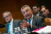 Associate Administrator for Aviation Safety at the Federal Aviation Administration Ali Bahrami testifies before the U.S. Senate Committee on Appropriations regarding FAA oversight on Capitol Hill in Washington D.C., U.S. on July 31, 2019.<br /> <br /> Credit: Stefani Reynolds / CNP